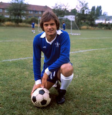 Ray Wilkins started his career at Chelsea. (PA)