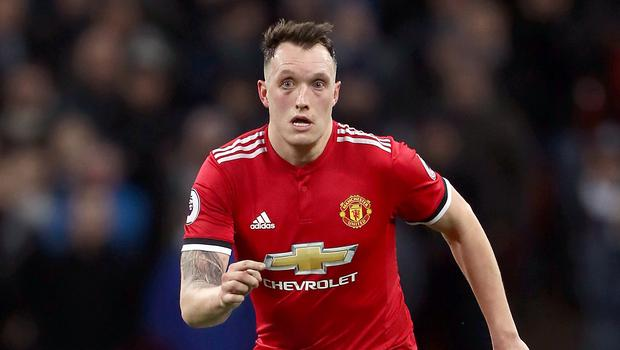 Phil Jones is eyeing FA Cup final success this weekend (Tim Goode/EMPICS)