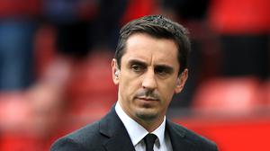 Gary Neville says the Premier League must borrow against future TV earnings to protect the wider game (Mike Egerton/PA)