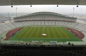 Istanbul's Ataturk Olympic Stadium had been due to host this year's final (Rebecca Naden/PA)