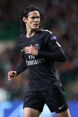Benfica are believed to have quit their pursuit of Edinson Cavani (Andrew Milligan/PA)