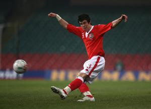Gareth Bale made his Wales debut at the age of just 16 days and 315 days (Nick Potts/PA)