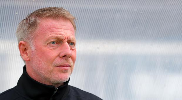 Hartlepool manager Craig Hignett has been charged with misconduct (Richard Sellers/PA)