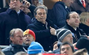 Brescia, owned by Massimo Cellino, have been relegated from Serie A (Martin Rickett/PA)