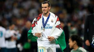 Gareth Bale has become a four-time Champions League winner at Real Madrid (Mike Egerton/PA)