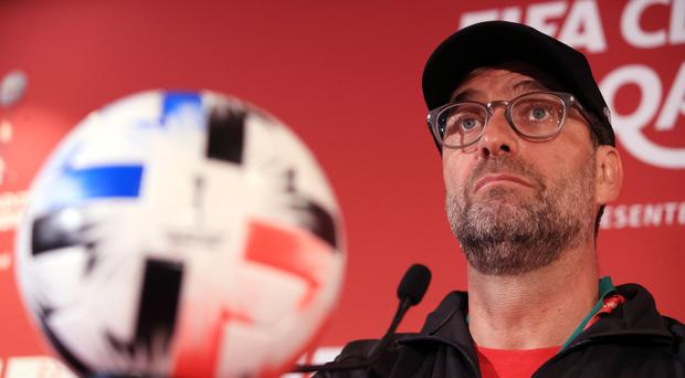 Liverpool manager Jurgen Klopp wants to change opinions on the Club World Cup (Adam Davy/PA)