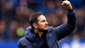 Frank Lampard knows his Chelsea side face a huge task against Bayern Munich (Tess Derry/PA)