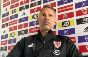Wales manager Ryan Giggs named a 26-strong squad for the Finland fixture on Tuesday (Phil Blanche/PA)