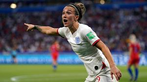 Lucy Bronze defended England's penalty record at the Women's World Cup (John Walton/PA)