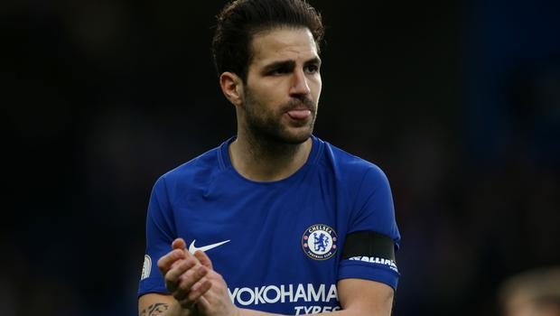 Chelsea's Cesc Fabregas is eager to win Saturday's FA Cup final to replace a winners' medal he lost