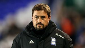 Pep Clotet will leave Birmingham at the end of the current season (Nigel French/PA)