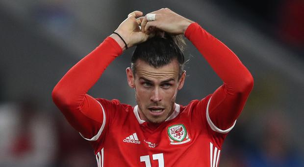 Gareth Bale has been named in Wales' squad (Nick Potts/PA)