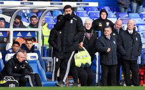 Pep Clotet will stay in charge at St Andrew's until the end of the season (Anthony Devlin/PA)