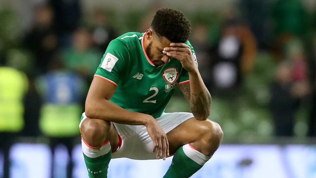 Defender Cyrus Christie has opened up on the stream of racism abuse he receives on social media (Niall Carson/PA)