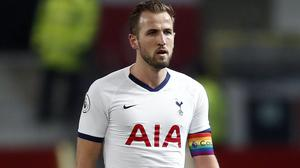Harry Kane's future has been subject to speculation in recent weeks (Martin Rickett/PA)
