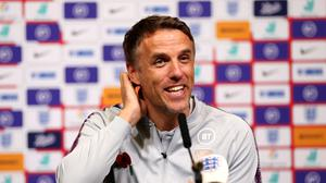 Phil Neville is understood to have agreed terms with Inter Miami (Steven Paston/PA)