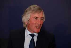 Davis matched the record of former goalkeeper Pat Jennings last month (Steven Paston/PA)