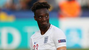 Tammy Abraham looks set for a senior England call-up (Nick Potts/PA)