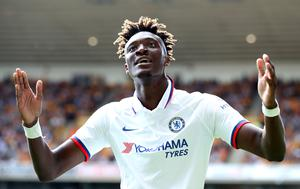 Abraham has been in fine form for Chelsea (Nick Potts/PA)