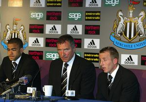 Newcastle manager Graeme Souness was not impressed by the fracas (Owen Humphreys/PA)