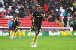 Ollie Watkins has scored 25 goals for Brentford in the Sky Bet Championship this season (Richard Sellers/PA)