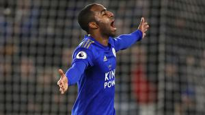 Ricardo Pereira scored Leicester's winning goal in the FA Cup on Wednesday night (Tim Goode/PA)
