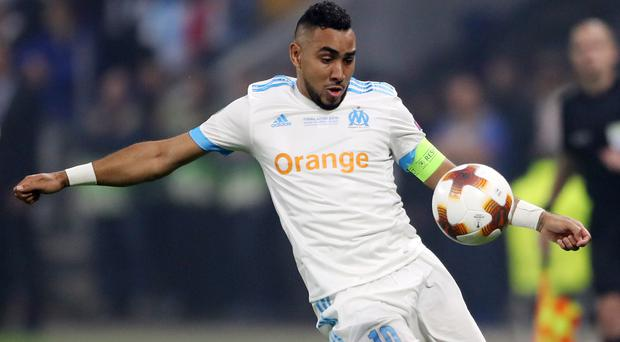 Marseille's Dimitri Payet is looking forward to Sunday's clash with Lyon (Nick Potts/PA).