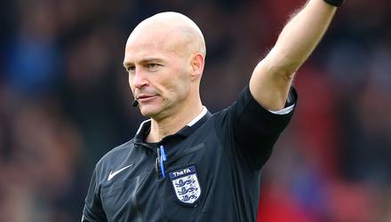 Referee Darren Drysdale was removed from taking charge of the Southend v Bolton game this weekend (Dave Thompson/PA)