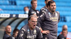 Marcelo Bielsa has set his sights on the Championship title (Martin Rickett/PA)