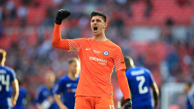 Thibaut Courtois believes Chelsea need to invest