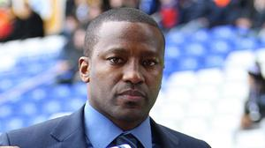 Let coaches run the team and sporting directors look after club strategy, says Michael Johnson (PA)