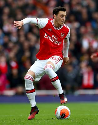 Mesut Ozil has been linked with a move to Fenerbahce (Bradley Collyer/PA)