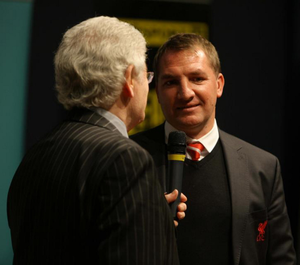 Connections: Brendan Rodgers talks to Jackie Fullerton