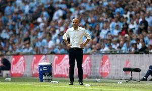 Exteter, under former boss Paul Tisdale, lost to Coventry in the 2018 League Two play-off final at Wembley (Steven Paston/PA)