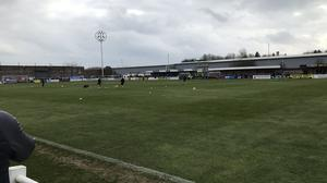 South Shields say more than 100 clubs have now signed a letter to the FA about the voiding of the non-league season (@StevenSOS1987/Twitter)