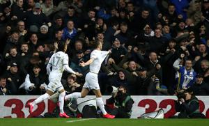 Leeds are top of the table (Tim Goode/PA)