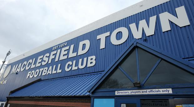 Macclesfield match with Plymouth is off (Clint Hughes/PA)
