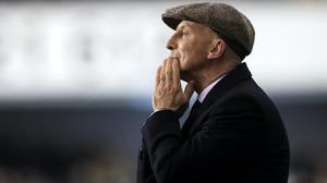 Ian Holloway is currently managing Grimsby (Mike Egerton/PA)