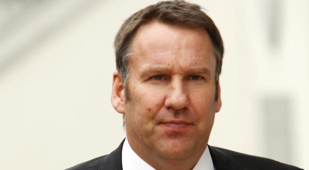 Paul Merson hopes opening up on his own off-field problems can help others move forward (David Jones/PA)
