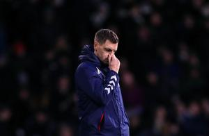 Woodgate's last game in charge was Saturday's 3-0 home loss to Swansea (Bradley Collyer/PA).