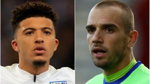Jadon Sancho and Pau Lopez have been linked with moves to the Premier League (Mike Egerton/Andrew Matthews/PA)