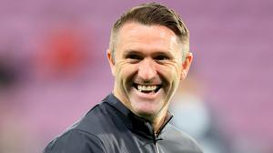 Robbie Keane is waiting for the right opportunity to resume his coaching career (Simon Cooper/PA)