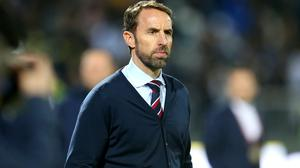 Gareth Southgate has urged England's players to 'cement' their spots in his Euro 2020 thoughts when they face Iceland (Steve Paston/PA Images).