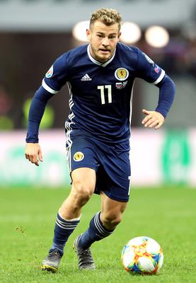 Scotland will have to do without Ryan Fraser (Steven Paston/PA)