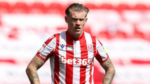 James McClean has been frustrated over the lack of support he has received for the abuse he has suffered (Martin Rickett/PA)