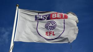 The EFL is nearing a rescue package (Nigel French/PA)