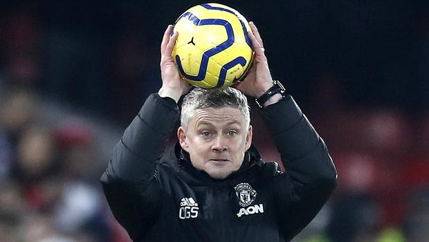Solskjaer's injury concerns mounted while United's issues defending corners cost them again (Martin Rickett/PA)