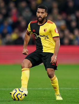 Watford's Adrian Mariappa tested positive for coronavirus in the first round of testing (Tess Derry/PA)