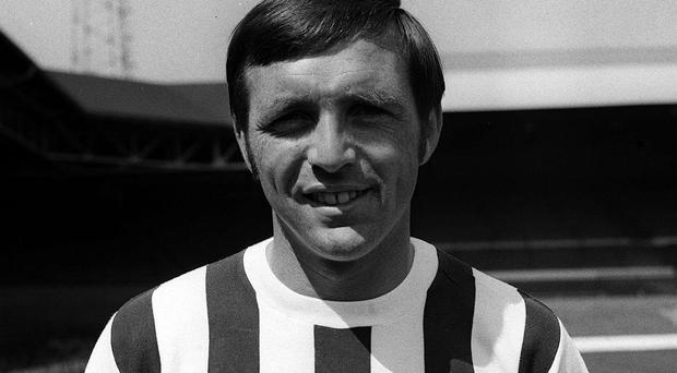 Jeff Astle died at the age of 59 after suffering with dementia (PA Archive)