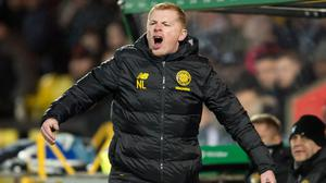 Neil Lennon had total belief in a Celtic comeback (Ian Rutherford/PA)